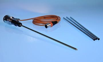 Large Needle Probe for field use